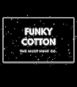 Funky Cotton Label - white1