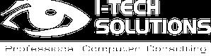 I-Tech Logo - White